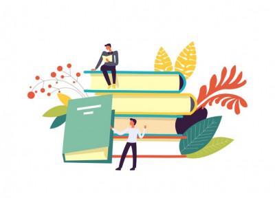 Wil je een boek uit een uitleenpost?